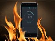 Mẹo giảm nhiệt độ cho smartphone nhanh nhất