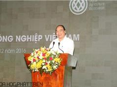Thủ tướng: Chính phủ sẽ tạo mọi điều kiện để phát triển nông nghiệp công nghệ cao