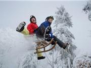 Những điểm đến tốt nhất cho kỳ nghỉ đông ở châu Âu