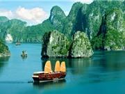 Vịnh Hạ Long lọt top 10 di sản thế giới đẹp nhất ở châu Á