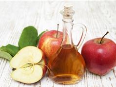 20 tác dụng không ngờ của dấm táo
