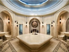 Những spa bạc tỷ dành cho giới siêu giàu ở Abu Dhabi