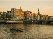 Chiêm ngưỡng vẻ đẹp của Thủ đô Hà Lan