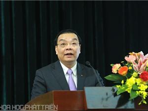 Khu CNC Hòa Lạc sẽ là tiền đề quan trọng để tiến vào Industry 4.0