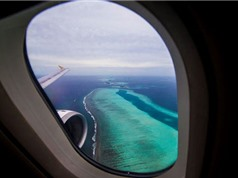 Tại sao cửa sổ máy bay có hình bầu dục?