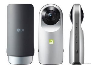 4 camera 360 độ dành cho cá nhân nổi bật nhất năm 2016