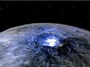 Tìm thấy nước trên khắp hành tinh lùn Ceres