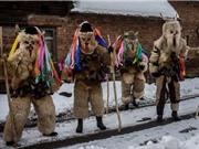 Tìm hiểu tập tục đón Giáng sinh kỳ lạ ở Czech