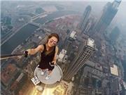 Những khoảnh khắc selfie ấn tượng nhất năm 2016
