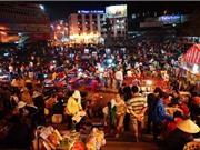 """""""Dạo quanh"""" 10 chợ đêm Việt Nam tấp nập du khách"""