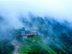 """""""Khám phá"""" những quán cà phê bồng bềnh giữa biển mây"""