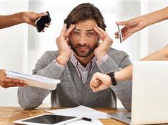 Gia tăng nguy cơ mắc các bệnh dạ dày, tá tràng khi bị stress