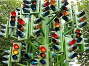 Tìm hiểu lịch sử ra đời cột đèn giao thông