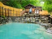 Những khu suối nước nóng đáng ghé thăm tại Nhật Bản