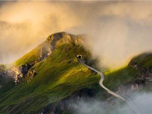 Con đường ngắm cảnh đẹp nhất châu Âu