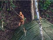 Bộ lạc nguyên thủy ngỡ trực thăng là chim thần khổng lồ