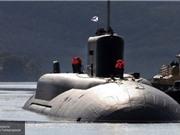 Nga bắt đầu nghiên cứu tàu ngầm nguyên tử chiến lược thế hệ 5