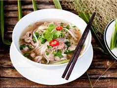 Phở bò viên vào top món ăn đường phố ngon nhất châu Á