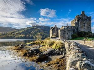 Khung cảnh thần tiên của những tòa lâu đài lộng lẫy nhất thế giới