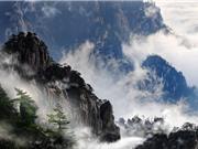 """""""Ngơ ngẩn"""" ngắm những ngọn núi huyền thoại của võ lâm Trung Quốc"""