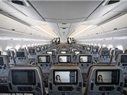 10 hãng hàng không tốt nhất thế giới 2016