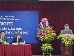 Vinatom phấn đấu tăng 10% công bố kết quả nghiên cứu vào năm 2017