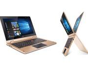 Laptop xoay gập 360 độ, thiết kế đẹp, giá hơn 4 triệu