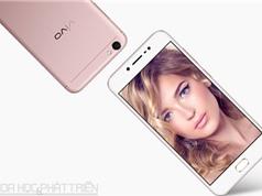 Smartphone camera selfie 16 MP, RAM 4 GB, giá gần 6 triệu
