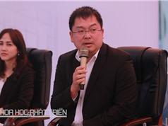 """Chủ tịch FPT Software Hoàng Nam Tiến: """"Startup cô đơn như một ngọn cờ"""""""