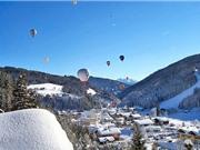 Những thú vui dành cho du khách yêu thích mùa Đông đầy tuyết