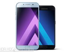 Samsung ra mắt bộ ba smartphone Galaxy A 2017
