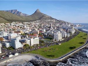 Ngắm Thủ đô Nam Phi đẹp mê hồn qua ống kính nhiếp ảnh gia