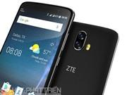 ZTE giới thiệu smartphone camera kép, RAM 3 GB, giá hơn 5 triệu
