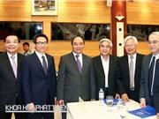 Thủ tướng Chính phủ Nguyễn Xuân Phúc: Nhà khoa học cần biết về kinh tế