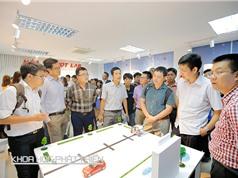 """Khu công nghệ cao Hòa Lạc: Doanh nghiệp khoẻ nhờ """"hải quan thông minh"""""""