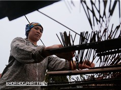 """Làng hương Cao Thôn: Công nghệ hiện đại giúp truyền thống """"lên hương"""""""