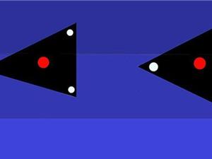 Bốn UFO tam giác nối đuôi nhau chao lượn ở Mỹ
