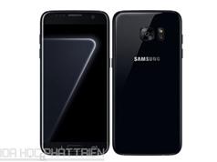 Samsung Galaxy S7 Edge màu đen ngọc trai lên kệ tại Việt Nam