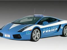 Top 10 siêu xe cảnh sát đắt nhất thế giới