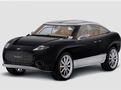 Top 10 xe SUV đắt nhất thế giới