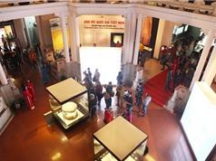 Lần đầu tiên trưng bày 16 bảo vật quốc gia