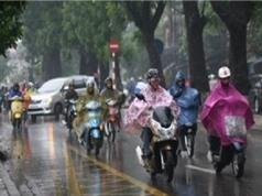 Không khí lạnh tăng cường, Hà Nội mưa, lạnh 14 độ C