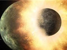 Mặt Trăng có thể hình thành từ 20 tiểu vệ tinh của Trái Đất