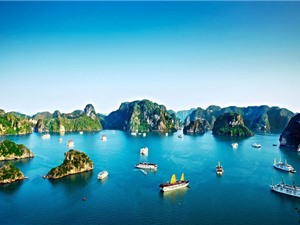 Vịnh Hạ Long lọt Top địa điểm du lịch lý tưởng nhất năm 2017