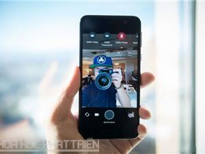 Cận cảnh smartphone tầm trung, camera selfie 16 MP của HTC