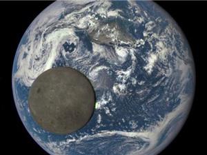 Mặt Trăng và Trái Đất trông ra sao khi nhìn từ sao Hỏa?