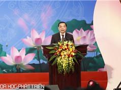 Bộ trưởng Chu Ngọc Anh: Những công trình đoạt giải có ý nghĩa khoa học và thực tiễn lớn