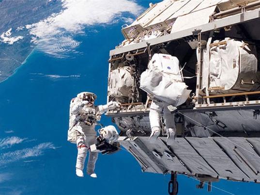 Đi bộ ngoài không gian nâng cấp hệ thống năng lượng của ISS