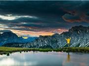 """Nhiếp ảnh gia người Đức """"phù phép"""" cho ngọn núi Dolomites"""
