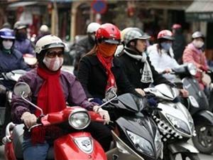 Hà Nội rét đậm, Nam Bộ mưa diện rộng
